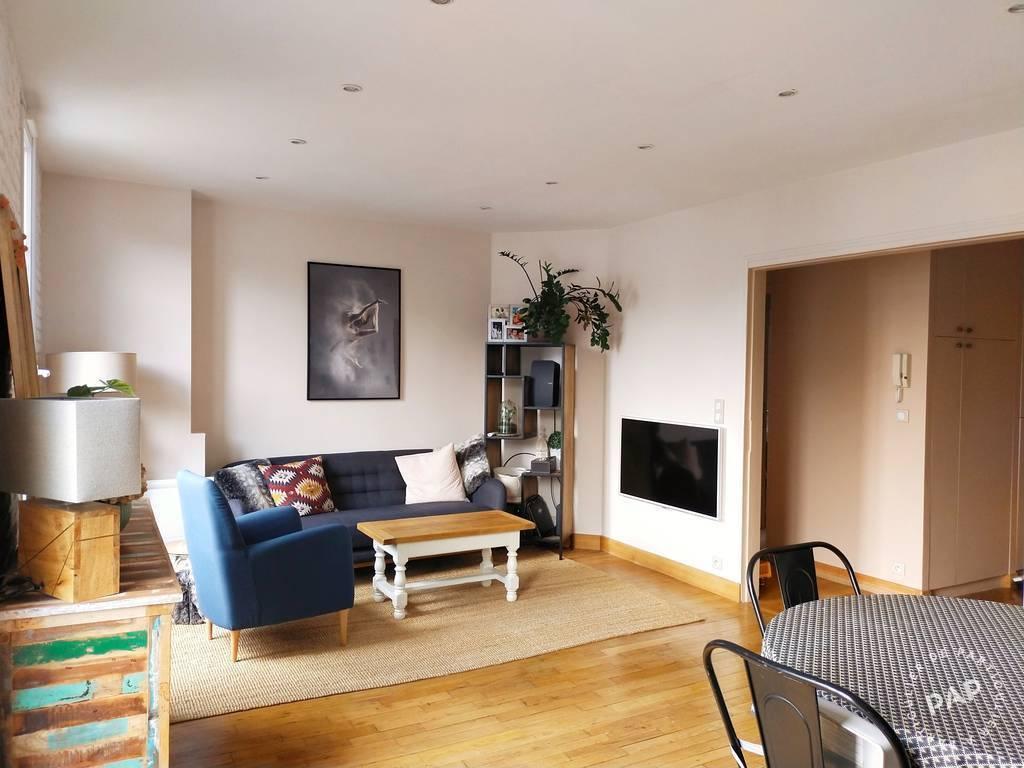 Vente Appartement La Garenne-Colombes 70m² 495.000€