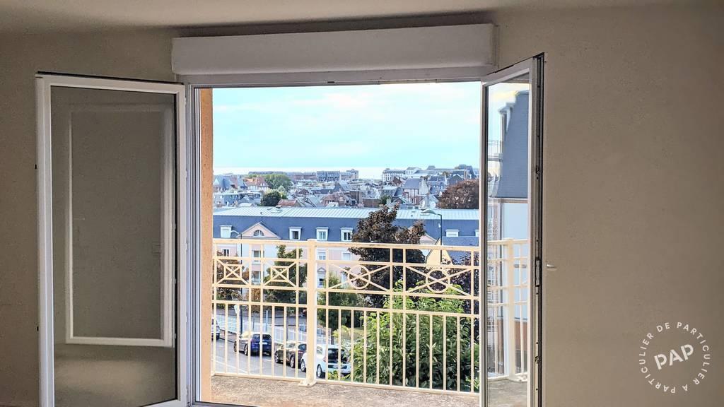 Vente Appartement Trouville-Sur-Mer (14360) 50m² 265.000€