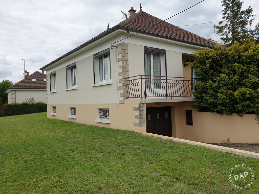 Vente Maison Nogent-Sur-Seine 83m² 205.000€