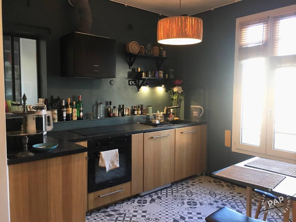 Vente Appartement Alfortville 55m² 306.000€