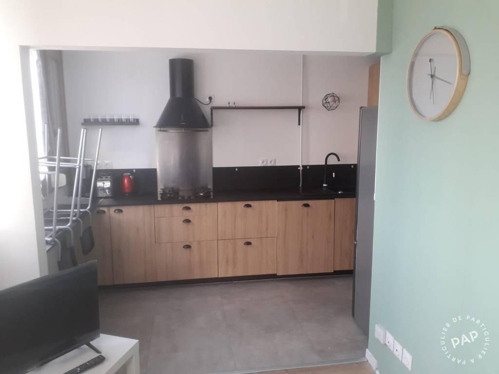Location appartement studio Amiens (80)