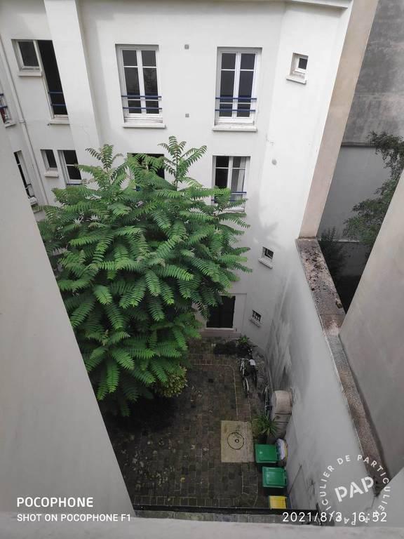 Location Appartement Paris 9E 12m² 560€