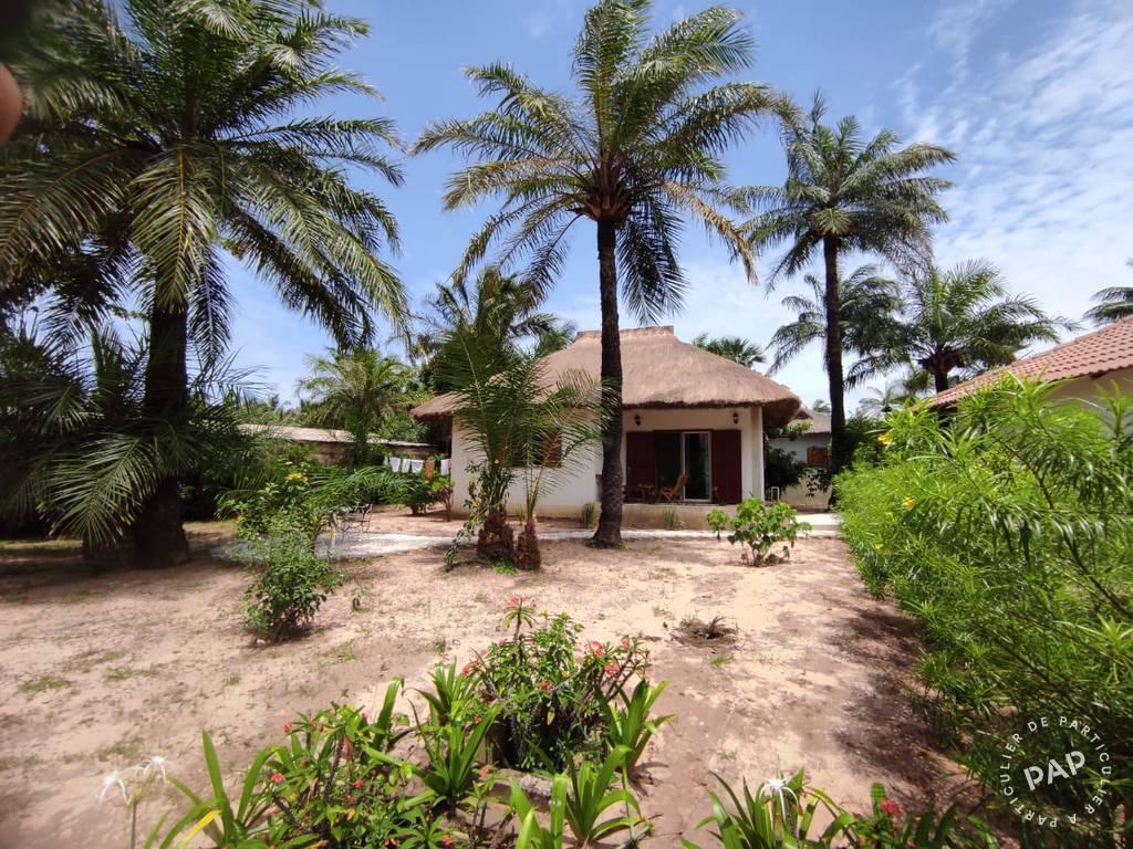 Vente maison 3 pièces Sénégal