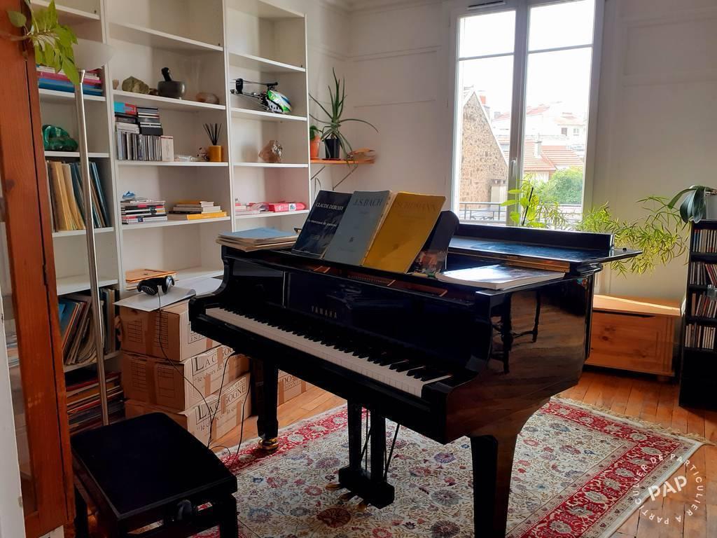 Vente Appartement Asnières-Sur-Seine (92600) 79m² 540.000€