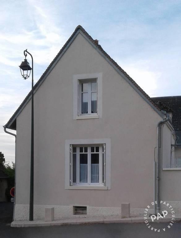 Vente Maison Saint-Hilaire-En-Lignières (18160) 100m² 75.000€