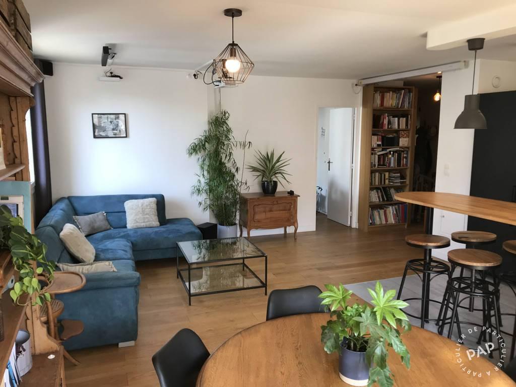 Vente Appartement Les Lilas (93260) 90m² 598.000€