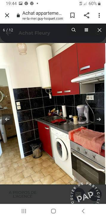 Location Appartement Fleury