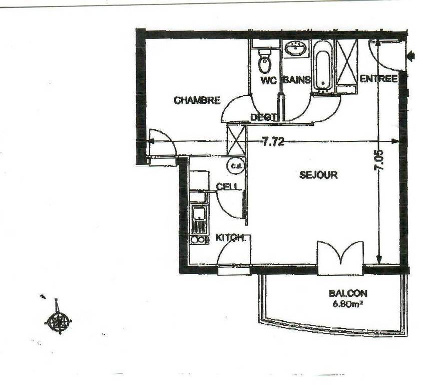 Vente Appartement Châteaurenard (13160)