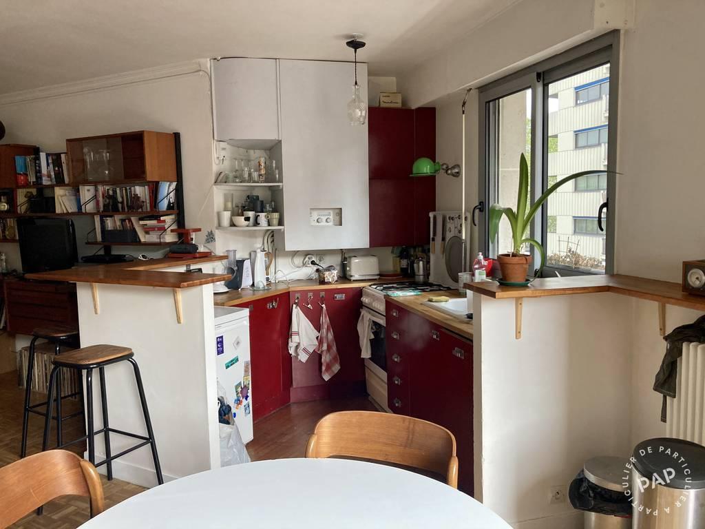 Vente immobilier 556.000€ Paris 19E (75019)