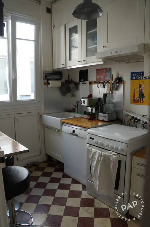 Vente immobilier 585.000€ Paris 19E (75019)