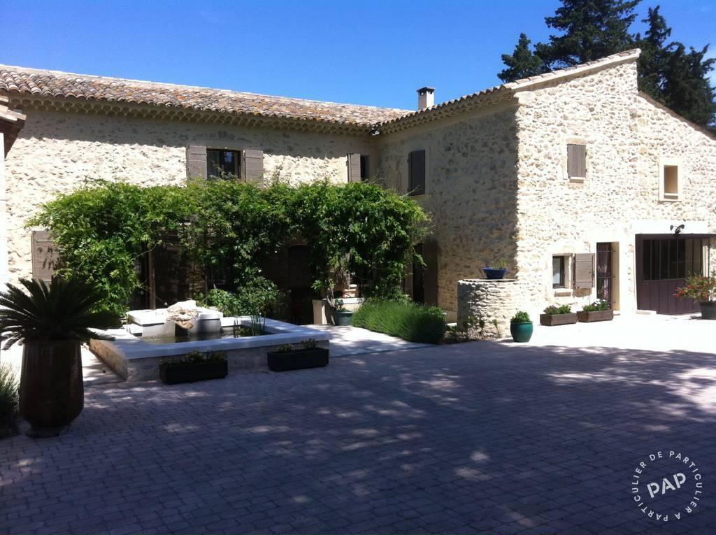 Vente immobilier 1.300.000€ Cheval-Blanc (84460)