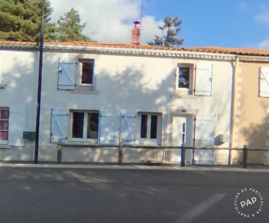 Vente immobilier 165.000€ Les Essarts (85140)