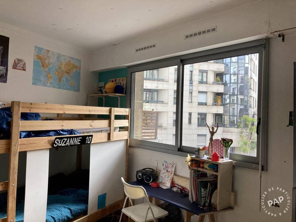 Appartement 556.000€ 56m² Paris 19E (75019)