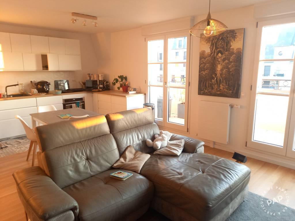 Appartement 620.000€ 80m² Clamart (92140)