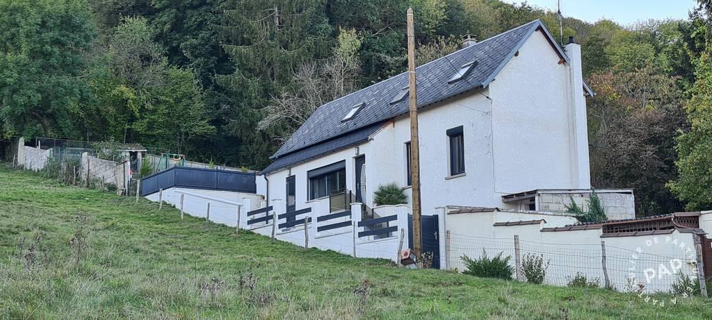 Maison 220.000€ 93m² La Chapelle-Réanville (27950)