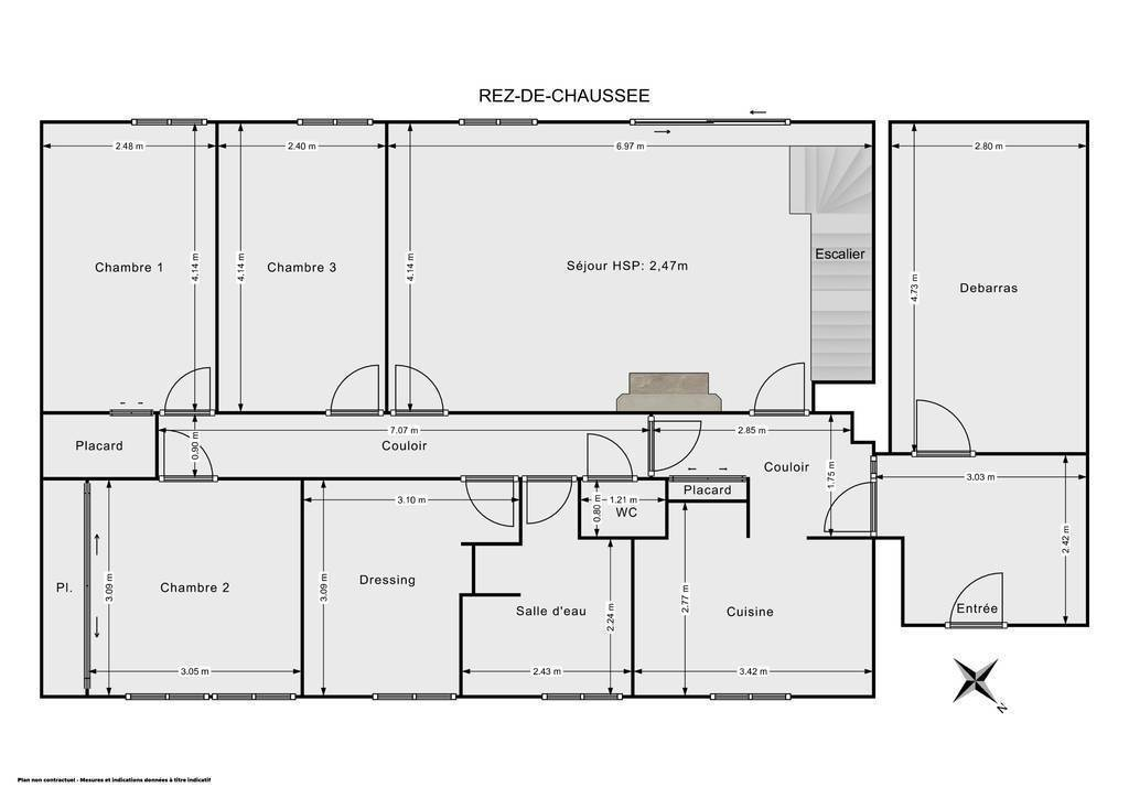 Vente Maison Pierrelaye 160m² 445.000€