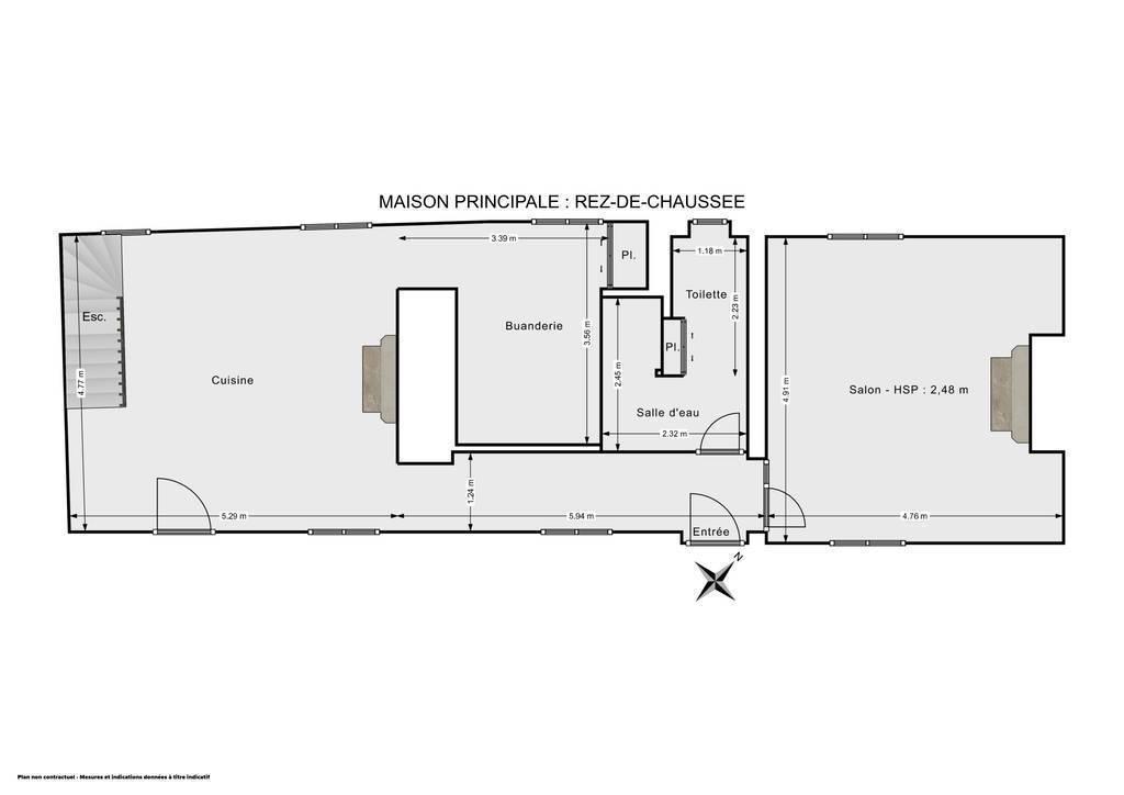 Maison Saint-Omer-En-Chaussée (60860) 350.000€