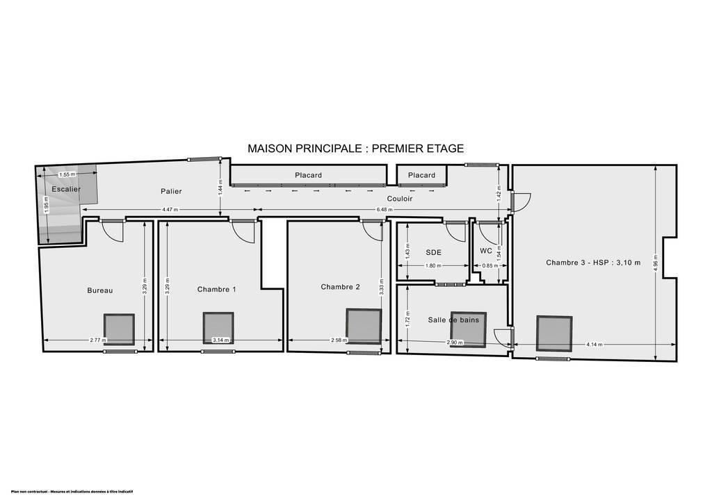 Vente Maison 220m²
