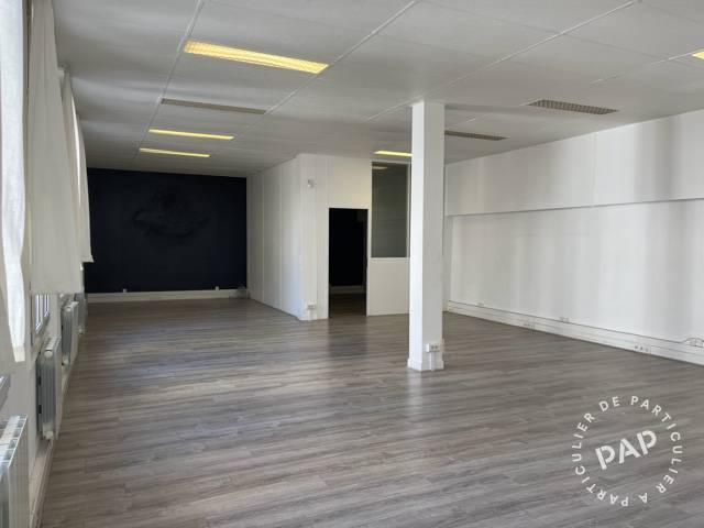 Location Bureaux et locaux professionnels Paris 10E (75010) 110m² 3.890€