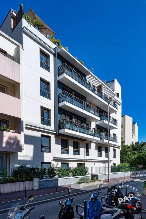 Vente Appartement Issy-Les-Moulineaux (92130) 78m² 860.000€