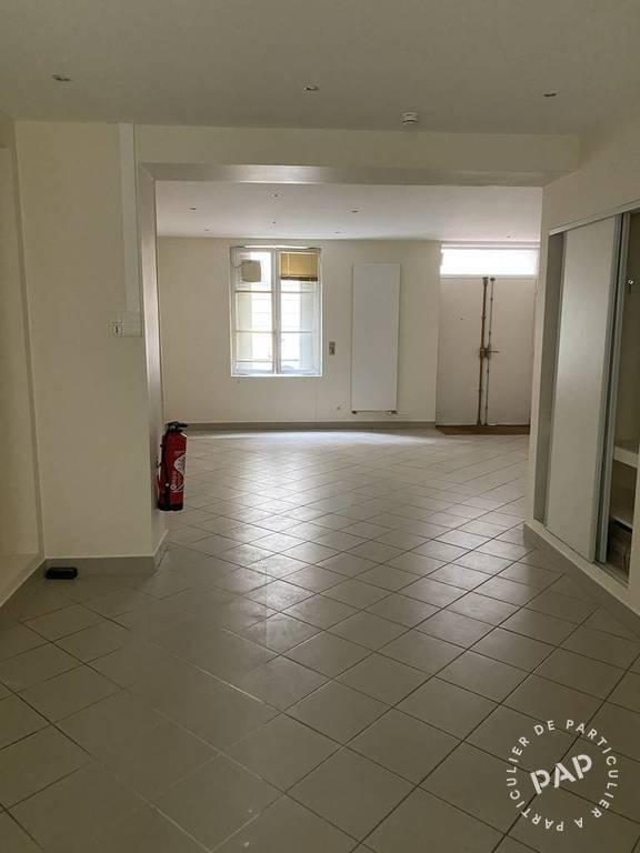 Vente et location Bureaux, local professionnel Paris 7E (75007) 49m² 1.960€