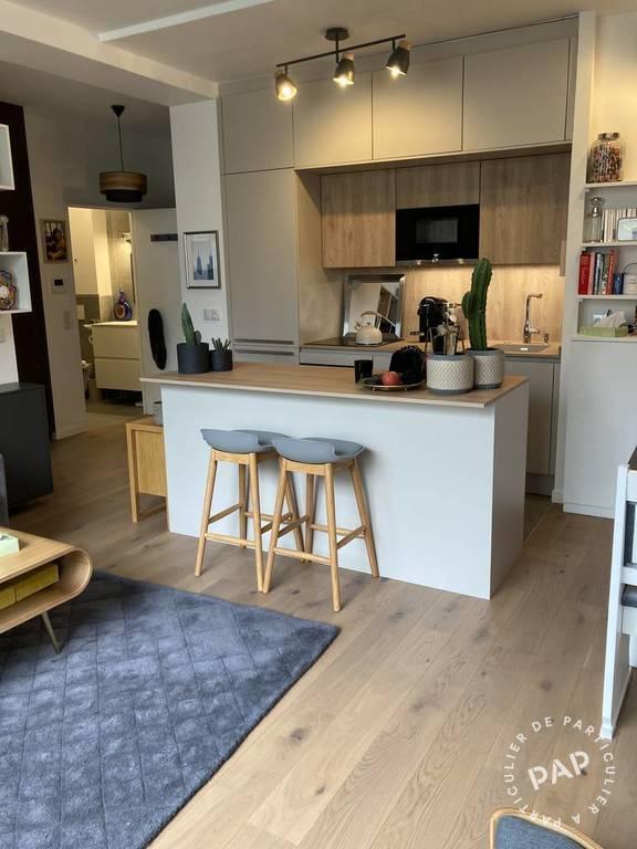 Vente Appartement Asnières-Sur-Seine (92600) 48m² 490.000€