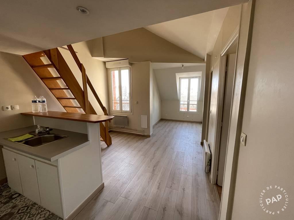 Location Appartement Deuil-La-Barre (95170) 50m² 995€