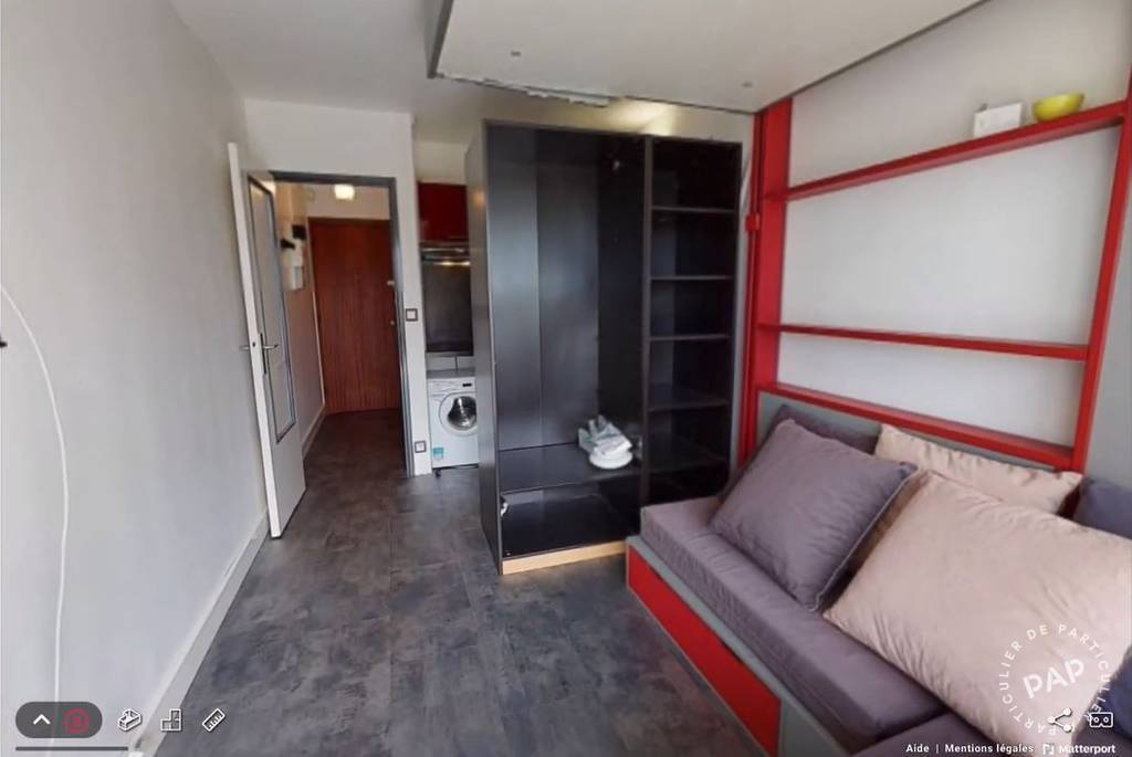 Location Appartement Chelles (77500) 15m² 650€