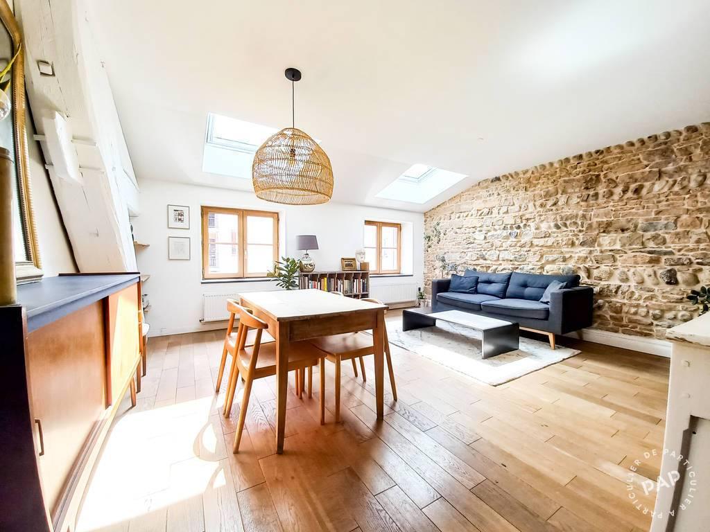 Vente appartement 3 pièces Caluire-et-Cuire (69300)