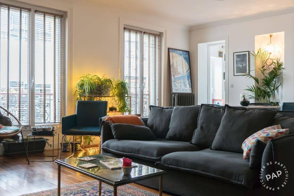 Location Appartement Paris 19E (75019) 79m² 2.170€