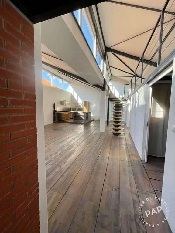 Vente Appartement Ivry-Sur-Seine (94200) 126m² 890.000€
