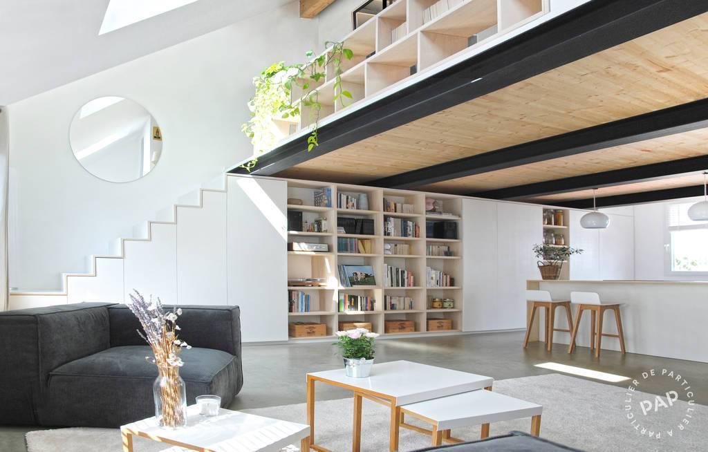 Vente Appartement Ivry-Sur-Seine (94200) 71m² 590.000€