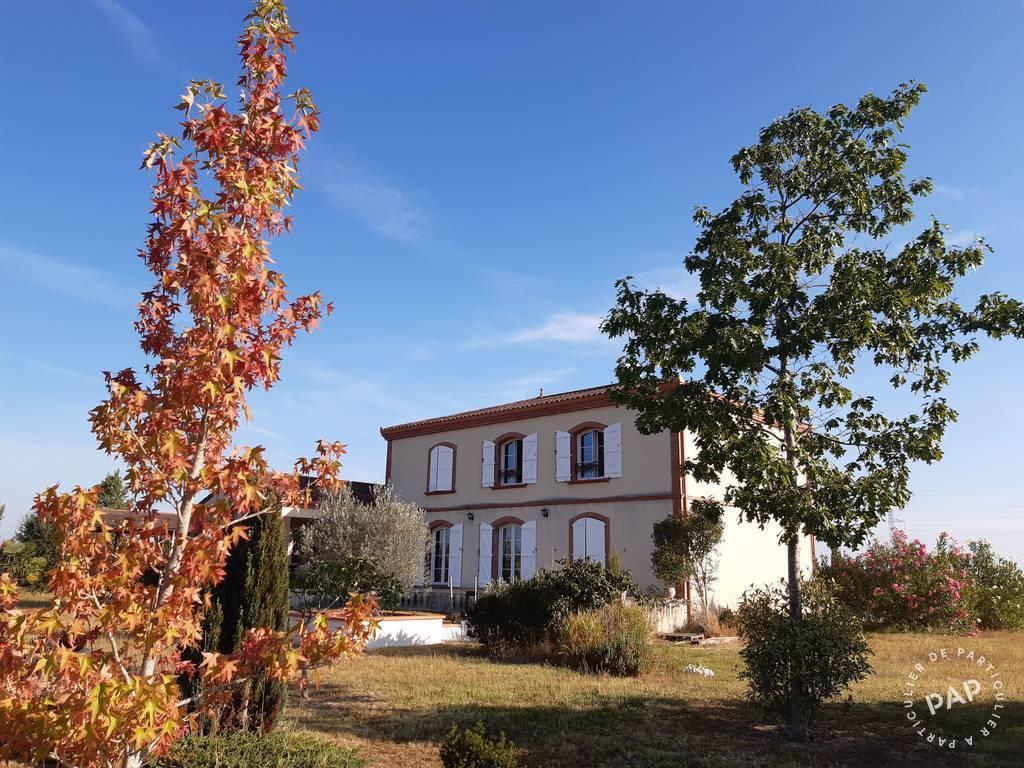 Vente maison 8 pièces Plaisance-du-Touch (31830)
