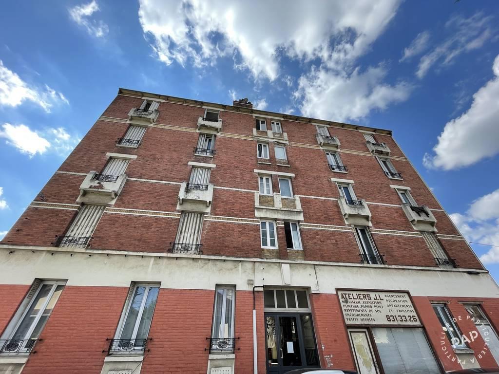 Vente Appartement Drancy (93700) 33m² 135.000€