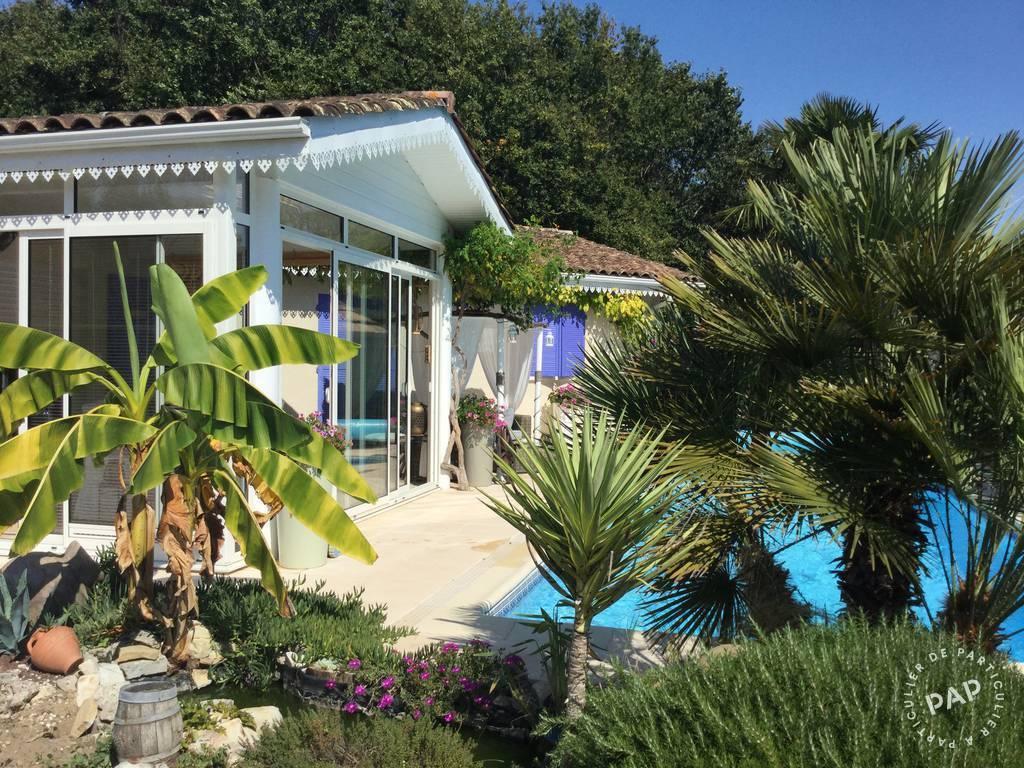 Vente Maison Tizac-De-Lapouyade (33620) 100m² 320.000€