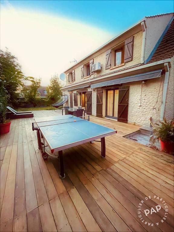 Vente Maison Saint-Gratien (95210) 160m² 740.000€