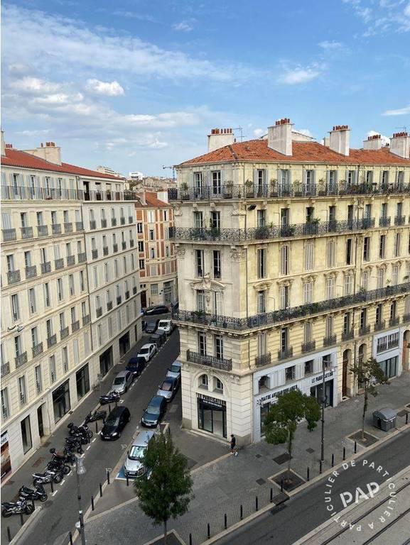 Vente Appartement Marseille 2E (13002) 107m² 355.000€