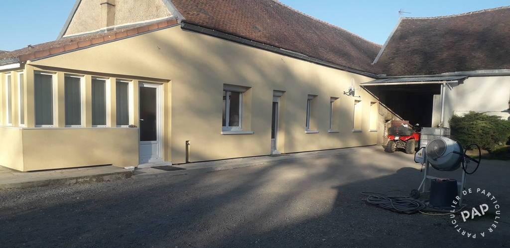 Vente Maison A 15 Mn De Sens 144m² 195.000€