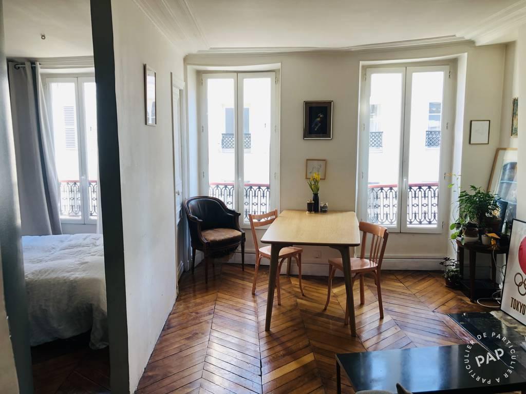 Vente Appartement Paris 3E (75003) 38m² 545.000€