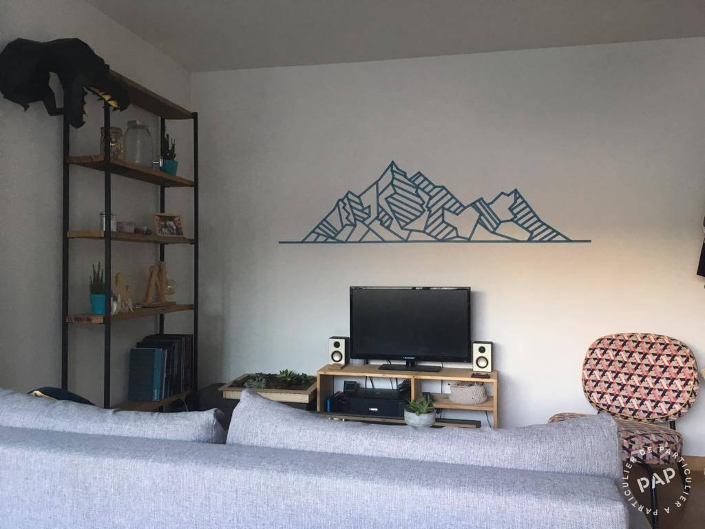 Location Appartement Nantes (44000) 44m² 890€