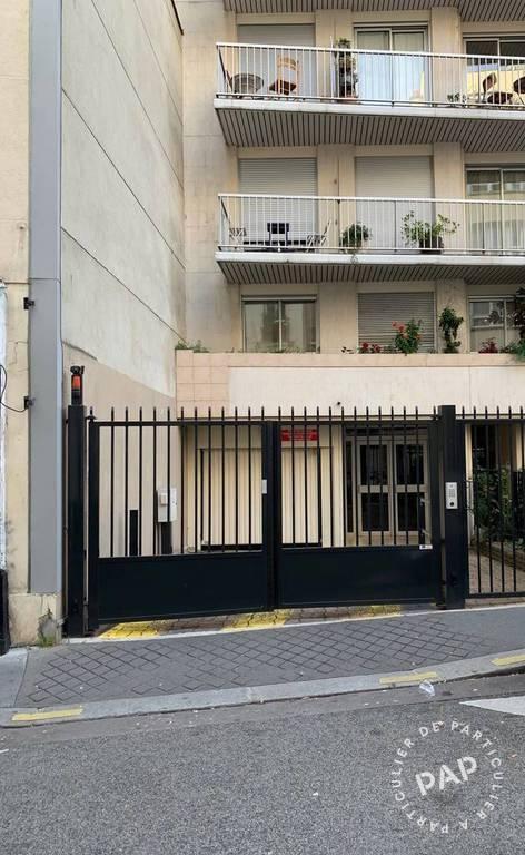 Location Garage, parking Paris 20E (75020)