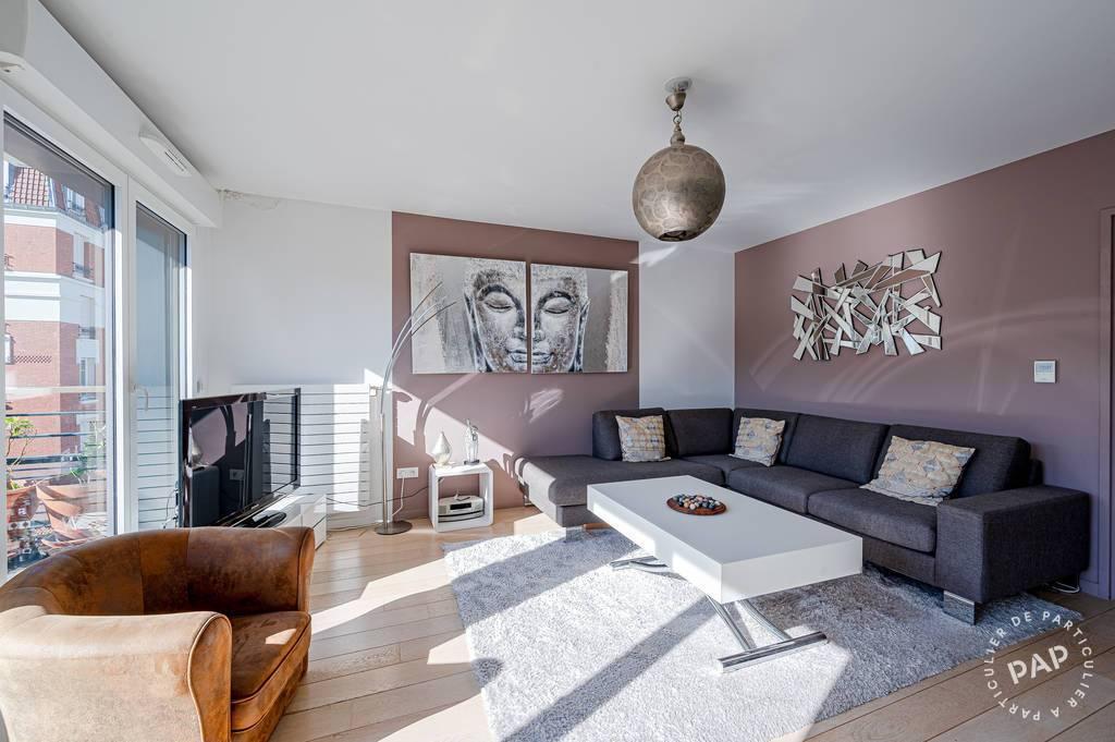 Vente immobilier 860.000€ Issy-Les-Moulineaux (92130)