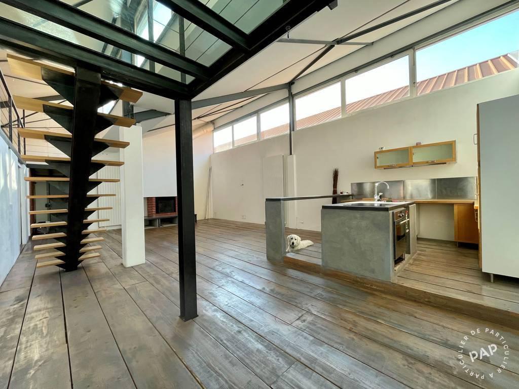 Vente immobilier 890.000€ Ivry-Sur-Seine (94200)