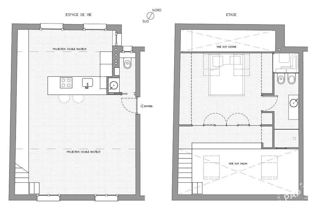 Vente immobilier 590.000€ Ivry-Sur-Seine (94200)