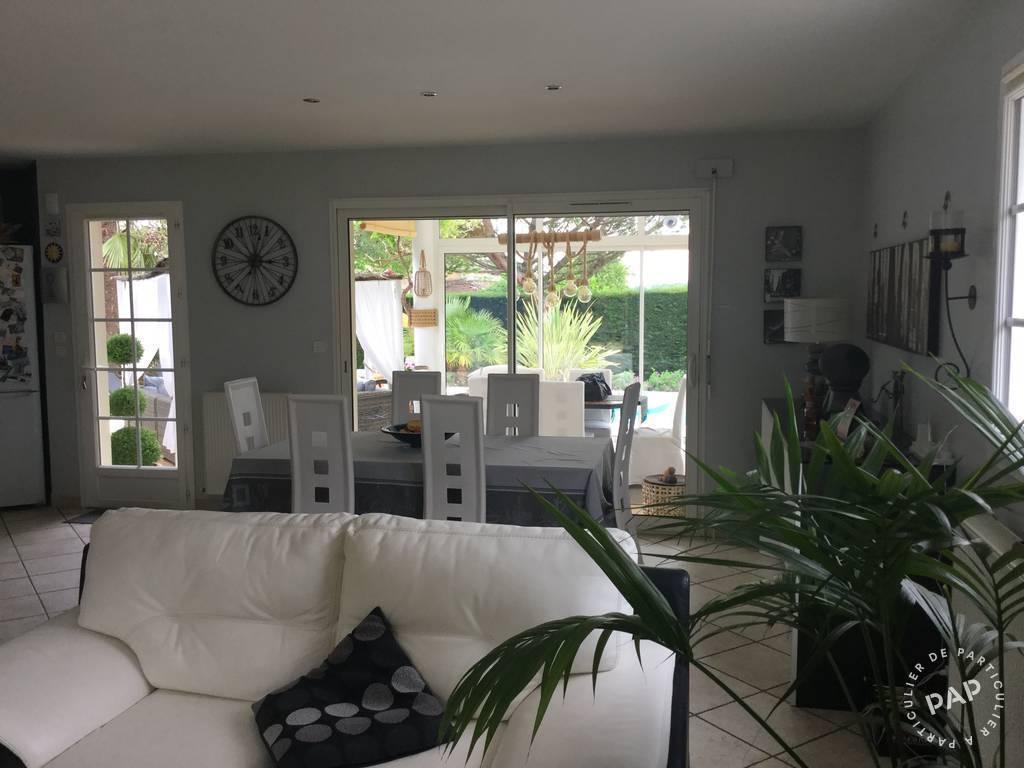 Vente immobilier 320.000€ Tizac-De-Lapouyade (33620)