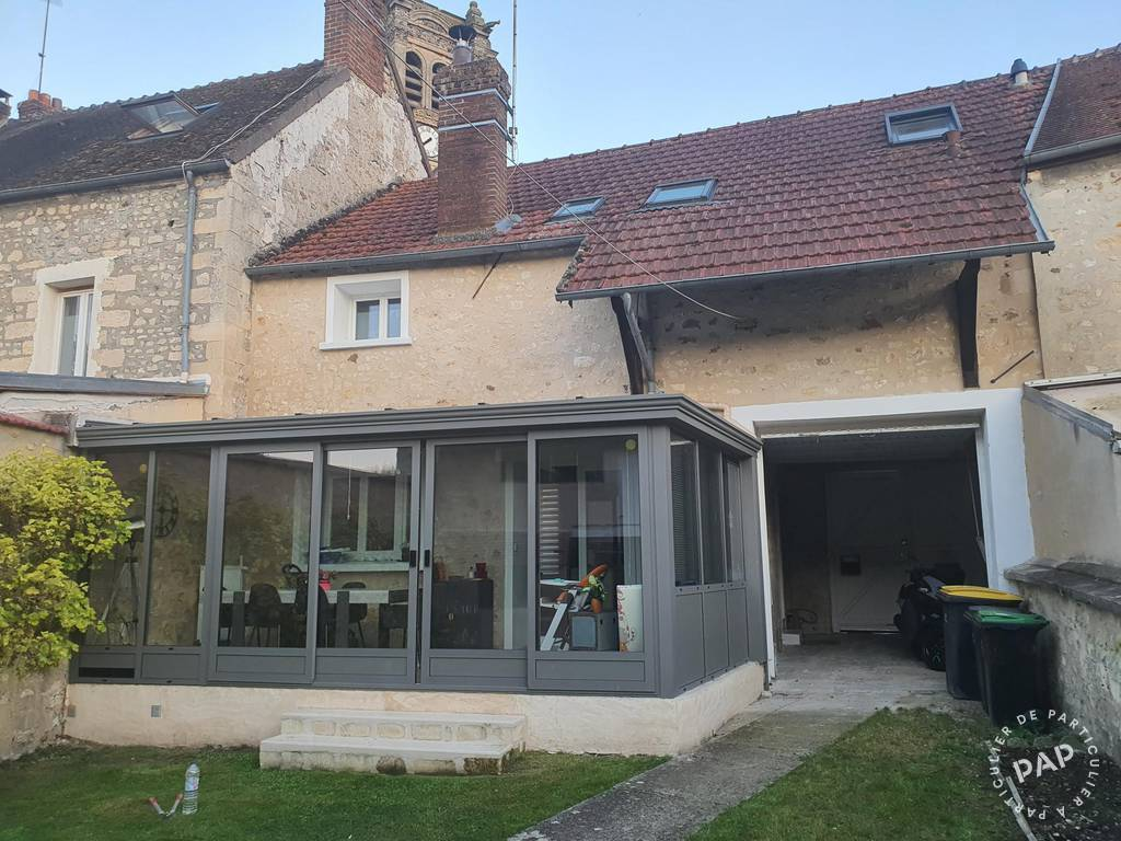 Vente immobilier 390.000€ Marines (95640)
