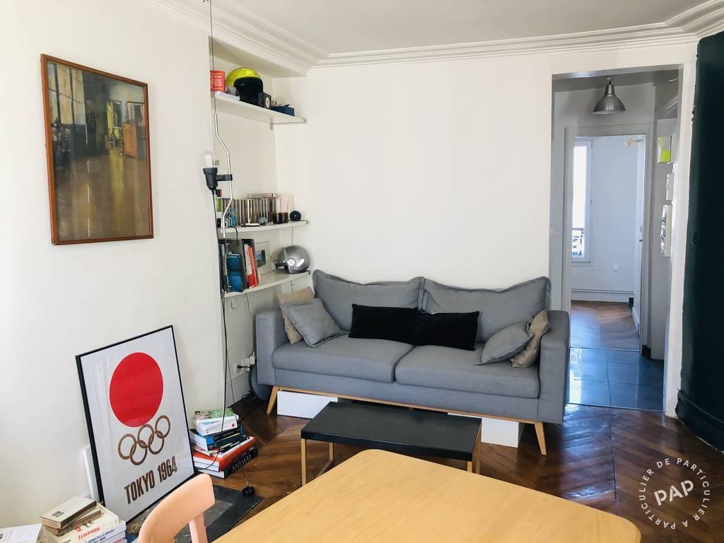 Vente immobilier 545.000€ Paris 3E (75003)