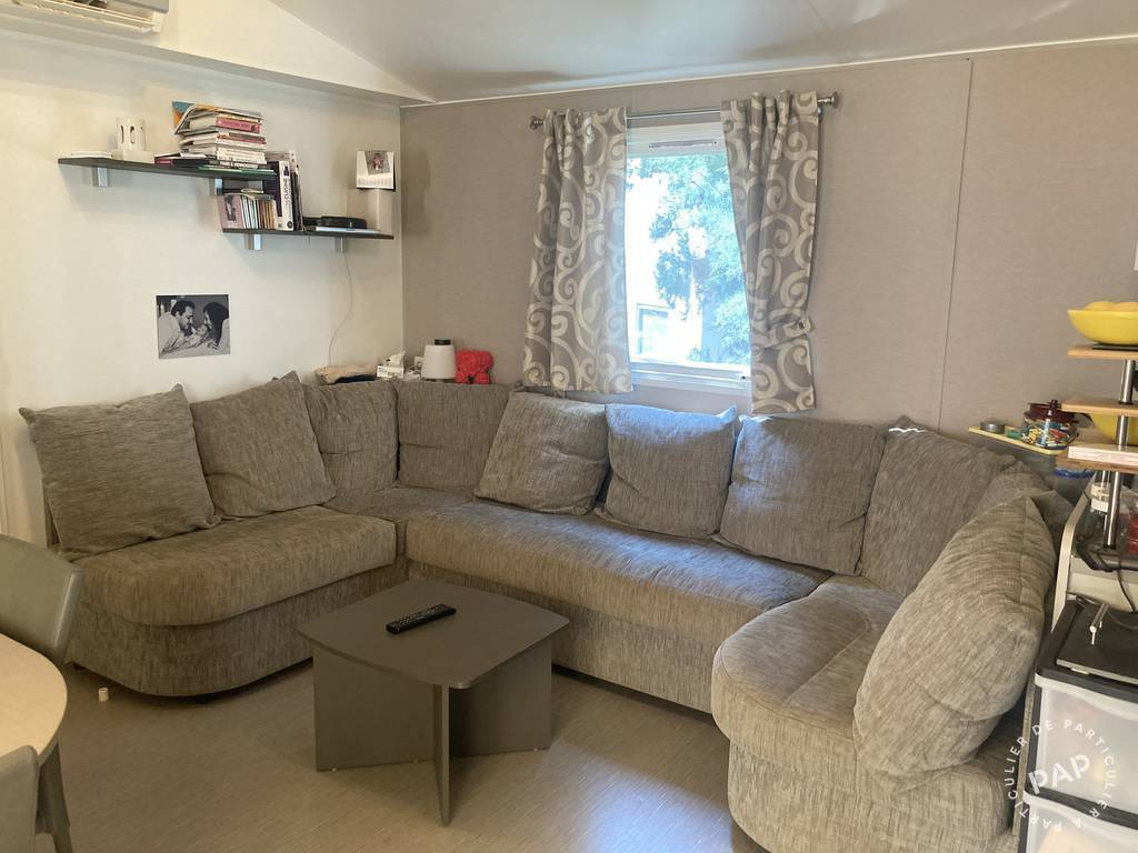 Chalet, mobil-home Valras-Plage (34350) 42.000€