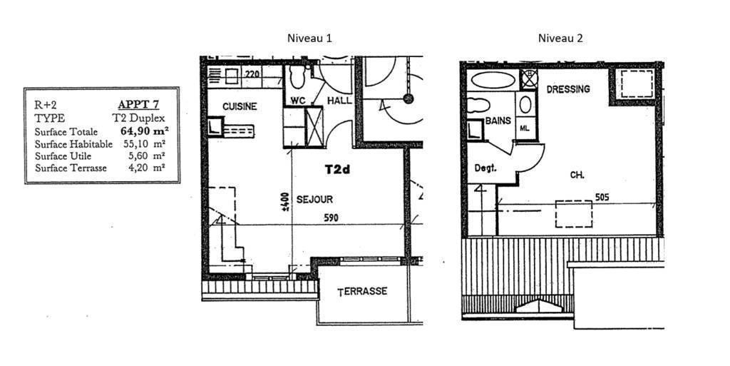 Appartement Marcq-En-Barœul (59700) 220.000€