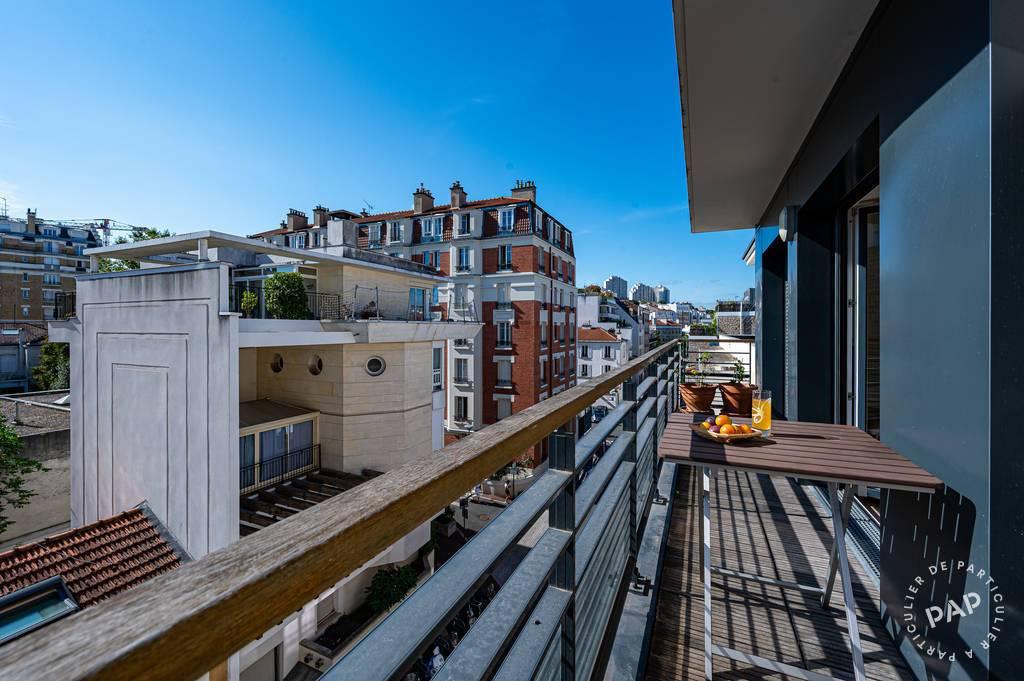 Appartement 860.000€ 78m² Issy-Les-Moulineaux (92130)